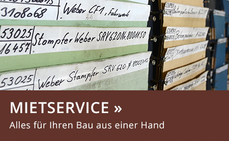 Dubick + Stehr | Mietservice
